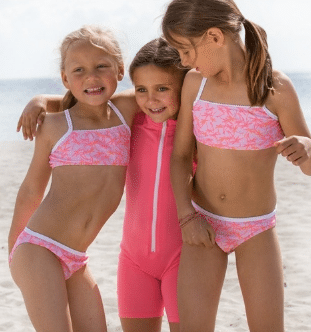 sunnykids-uv-schutzkleidung - Madchen bikini